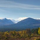 Walks In The Cairngorms...Lairig Ghru by VoluntaryRanger