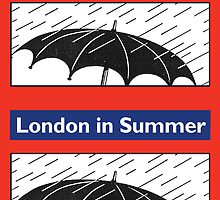 London in Summer by wonder-webb