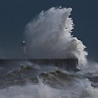 Thunderous Wave by jamesdt