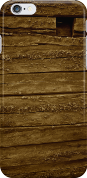 Wooden Wall by SunDwn