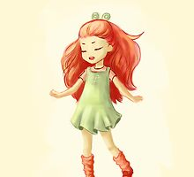 Ginger by freeminds
