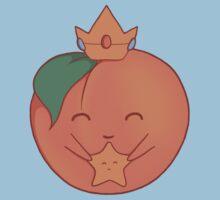 A Peachy Princess Kids Clothes