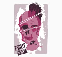 Fight club  by bettypearl