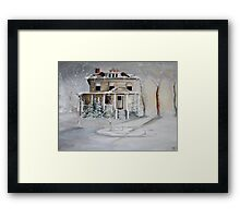 Home Again Framed Print
