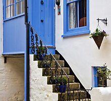 Ebb Tide Cottage ~ St Ives by Susie Peek