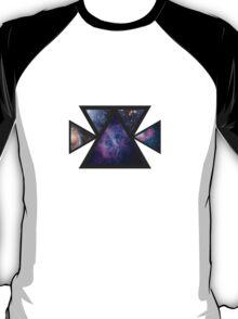 4 triangles t-shirt or sticker T-Shirt