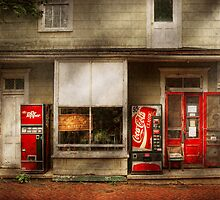 Store Front - Waterford, Va - Waterford market  by Mike  Savad