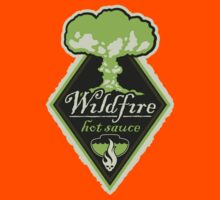 WILDFIRE HOT SAUCE Kids Clothes