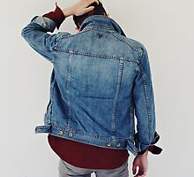 Modified Jacket by Daniyel Lowden