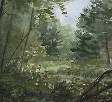 Plein Air 3 by Sean Seal