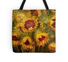 Flowers - Sunflowers - You're my only sunshine Tote Bag