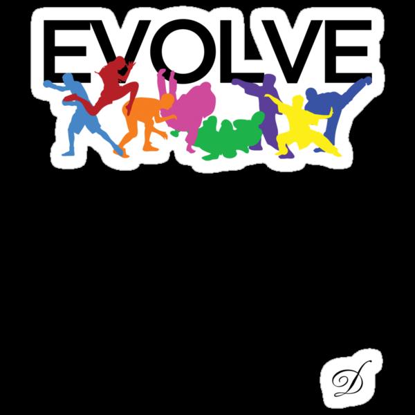 Evolve (MMA) 2 by bammydfbb
