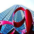 Bank Of America Plaza at Dallas by Rafiul Alam
