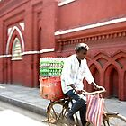 The bicycle man by Vivek George Koshy