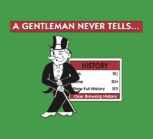 The Gentleman of the Internet by rubynibur