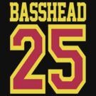 Basshead 45 (yellow) by DropBass
