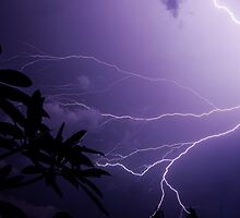 Lightning Storm in Florida by GrantGrillo