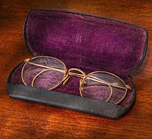 Optometry - Has anyone seen my glasses  by Mike  Savad