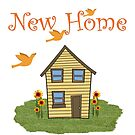New home card by Dawnsky2