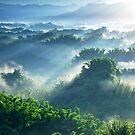Misty Erliao Valley by SunriseDawn