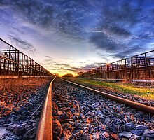 Right on Track by Luke Griffin