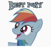 Rainbow Dash is best pony by danspy1994