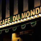 Cafe Du Monde by SuddenJim