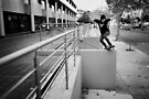 Dylan Tomlinson, gap to fs boardslide. by Luke Carl Thompson