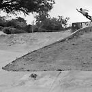 Harry Clark, bs five O grind to fakie. by Luke Carl Thompson