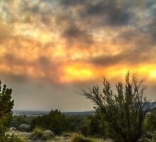 Sandia Skyfire by Randy Turnbow