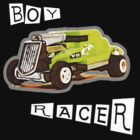 Boy Racer by timkirman