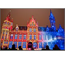 Light Festival Photographic Print