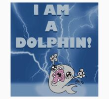 I am a Dolphin.. by MattHercock1