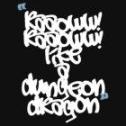 Dungeon Dragon by Mistakatt