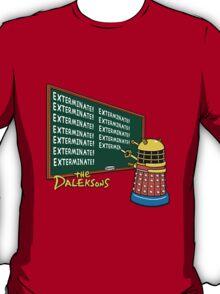 The Daleksons (w/Title) T-Shirt