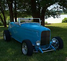 1932 Ford Roadster Hot Rod by TeeMack