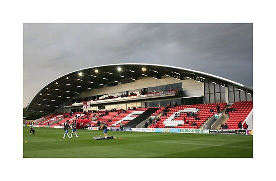 Highbury - Home of the Cod Army by footypix