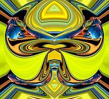 ALF (alien-life-form) 004 by Wieslaw Jan Syposz