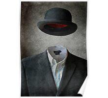 Invisable Man Poster