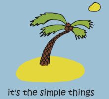 Simple Things - Island by Jon Winston