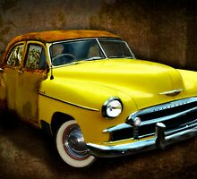 Ghost Car - 1950 Chevrolet by Mark Richards