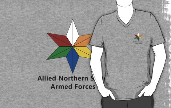 Allied Northern States Armed Forces by turkfox