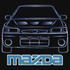 Mazda 323 GTR by FC Designs