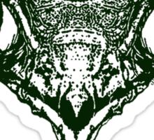 Alien Mantis Sticker
