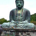 Buddha by msayuri