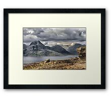 Elgol Isle of Skye Framed Print