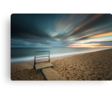 Throughout time Canvas Print
