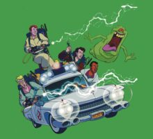 The Real Ghostbusters Kids Clothes