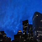 Boston Financial District by bartfrancois
