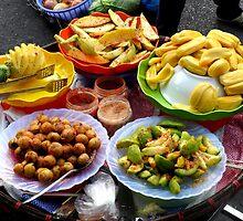Vietnamese street food by mojgan